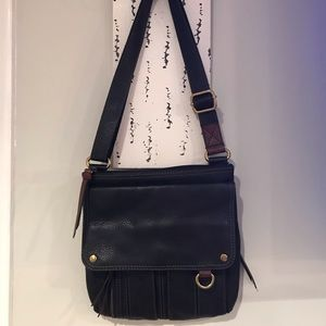 Fossil Morgan traveler crossbody bag